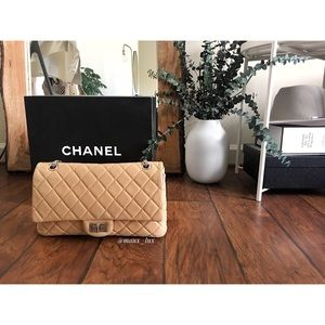 CHANEL Bags - Part III: Iridescent 2.55 Double Flap Reissue 227